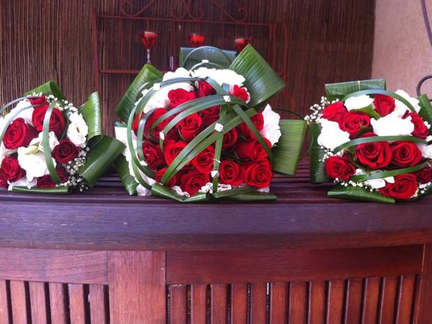 Sugestão de decoração para a festa de casamento (Foto: Divulgação )