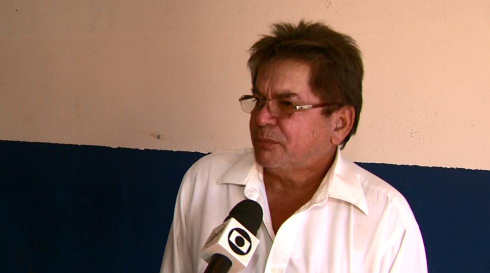 Familiares de Ivanir dizem que perceberam o erro imediatamente após caixão ter sido aberto em Miguelópolis (Foto: Reprodução / EPTV)