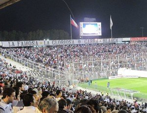 Estádio Colo-Colo (Foto: Adilson Teixeira Barros / Globoesporte.com)