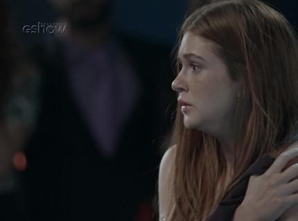 Teaser de segunda, 30/11: Eliza passa vexame em concurso