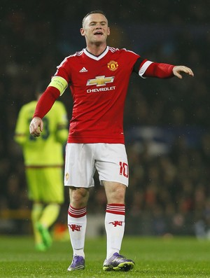 Rooney Manchester United x CSKA Moscou (Foto: Reuters)