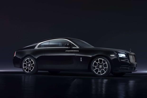 Rolls-Royce Wraith Black Badge 2017 (Foto: Divulgação)