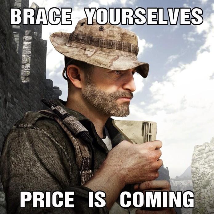 Preparem-se, Capitão Price está vindo (Foto: VG247)