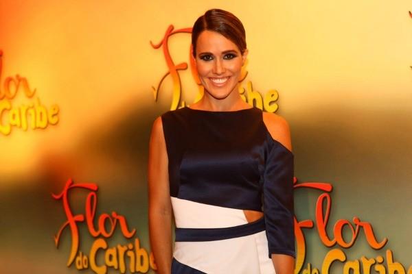 Fernanda Pontes também participará de talk show  (Foto: Divulgação/ TV Globo)