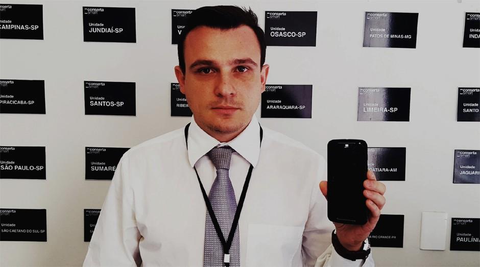 Felipe Marchese, idealizador da Conserta Smart (Foto: Divulgação)