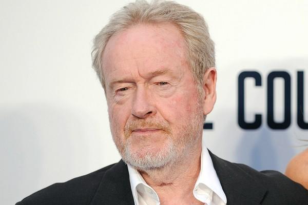 O diretor Ridley Scott (Foto: Getty Images)