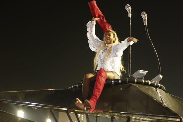 Ludmilla (Foto: Marcos Serra Lima/EGO)