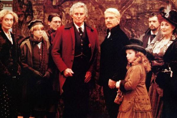 Elenco de Hamlet (1996) (Foto: Reprodução)