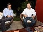 Para Aécio, 'crescimento pífio do Brasil' salva governo de apagões