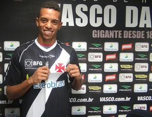 William Matheus, Vasco (Foto: Gustavo Guimarães / Site Oficial do Vasco)