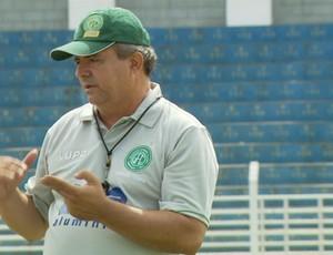 Oswaldo Alvarez, o Vadão, técnico do Guarani (Foto: Reprodução EPTV)