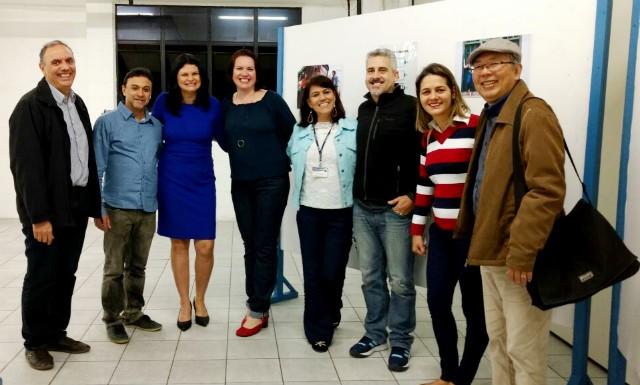 Rosangela Barreiro TV Tribuna (Foto: Arquivo Pessoal)