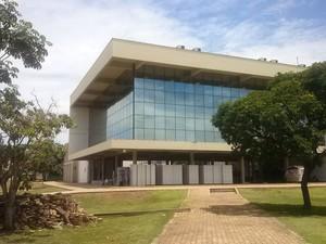 UFT campus de Palmas (Foto: João Guilherme Lobasz/ G1)