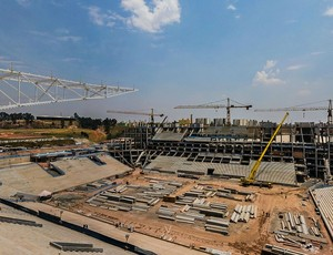 Arena Corinthians 360 (Foto: Reprodu&#231;&#227;o/Site Oderbrecht)