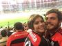 Isabella Santoni faz aniversário e recebe homenagem do namorado