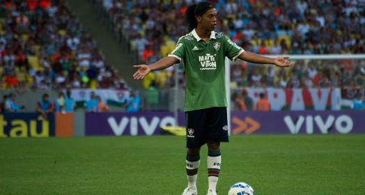 problemão (Nelson Perez/Fluminense FC)