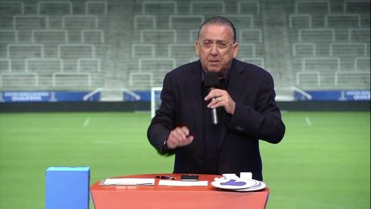 """Galvão critica mudança no estatuto da CBF: """"Estranhei a forma como foi feita"""""""