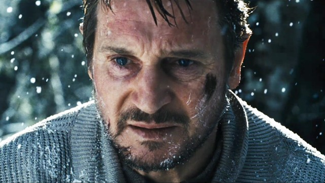 Liam Neeson em A Perseguição (Foto: Divulgação)