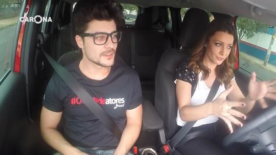 Reveja: Guilherme Leicam fala da carreira e da 'oficina de atores'