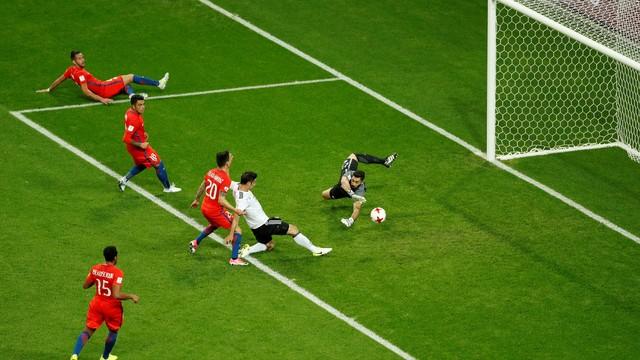 Alemanha x Chile - Copa das Confederações 2017 - globoesporte.com 21fc6ac1c91a9