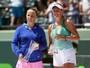 Com dobradinha histórica, Azarenka bate Kuznetsova e é tri em Miami