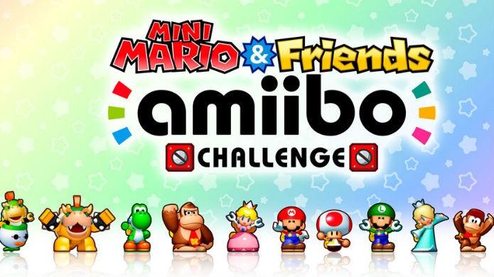 Melhores jogos grátis para 3DS: Mini Mario & Friends amiibo Challenge (Foto: Divulgação/Nintendo)