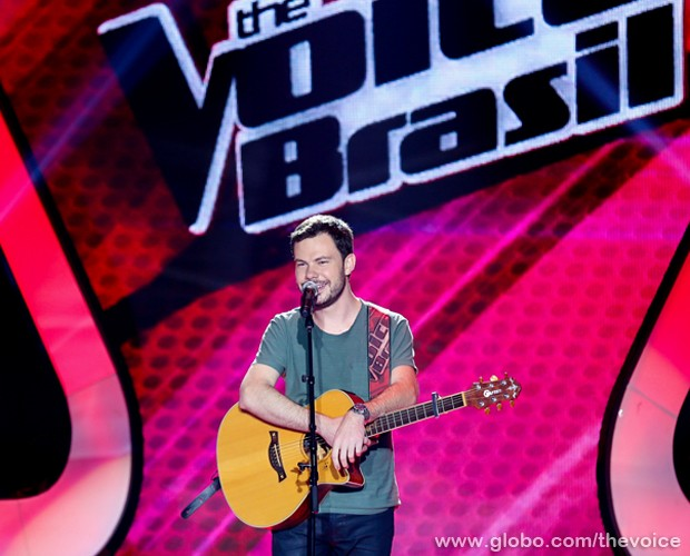 Gustavo Trebien - Heaven  - Mp3 (The Voice Brasil)