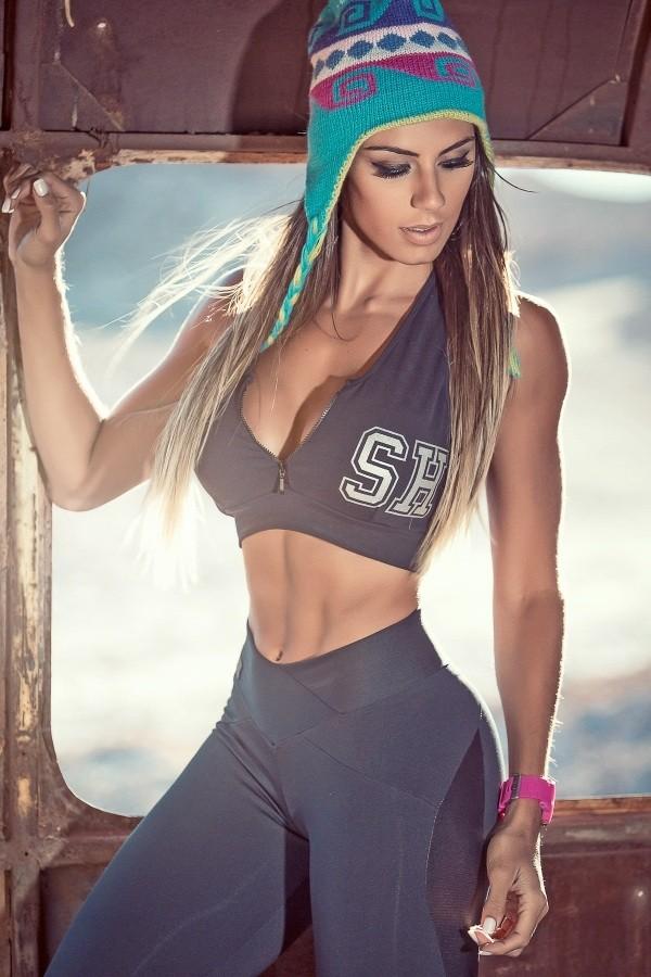 Carol Saraiva (Foto: Samuel Melim / MF Models Assessoria)