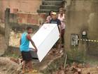 Chuva deixa mais de seis mil desalojados no Rio de Janeiro