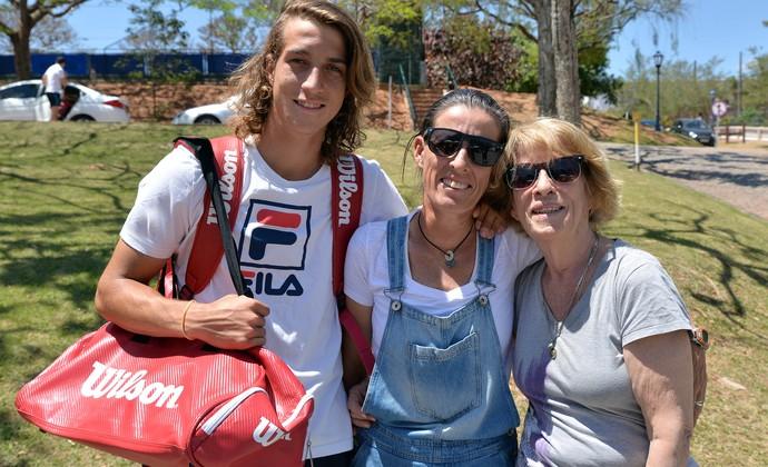 Felipe Meligeni tênis ATP Challenger Campinas (Foto: João Pires / Fotojump)