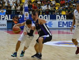 mogi das cruzes malvin basquete sul-americana (Foto: Cauê Maldonado)