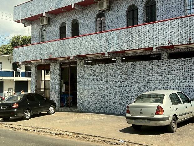 Dois homens invadiram uma panificadora e mataram padeiro (Foto: Foto:  Marcos Dantas/G1)