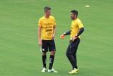 Do gol ao ataque, Luizinho Vieira faz alterações na formação do Criciúma
