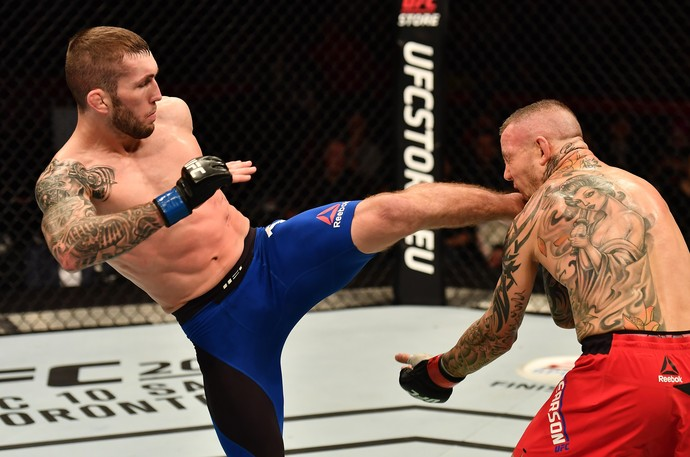 Stevie Ray, Ross Pearson, UFC Belfast, MMA (Foto: Getty Images)