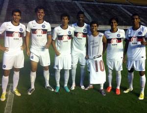bahia copa do brasil sub-20 (Foto: Renan Pinheiro/TV Bahia)