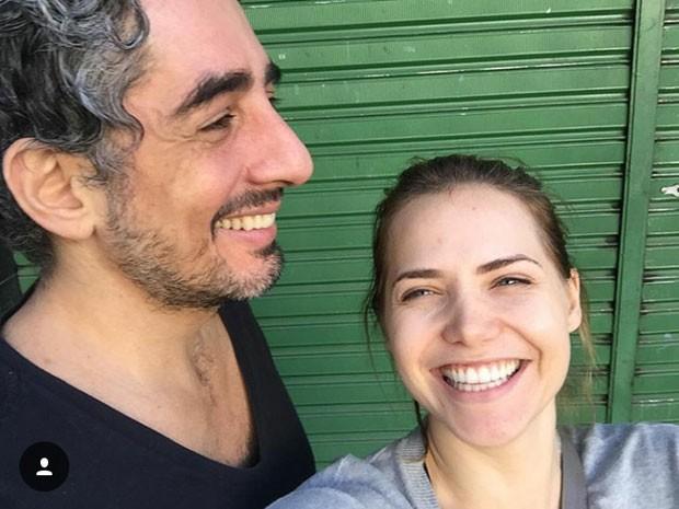 Letícia Colin e Michel Melamed  (Foto: Instagram/ Reprodução)