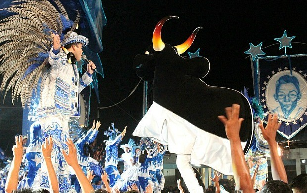 Junior Paulain é uma das atrações da festa deste sábado (16) (Foto: Adneison Severiano/G1 AM)