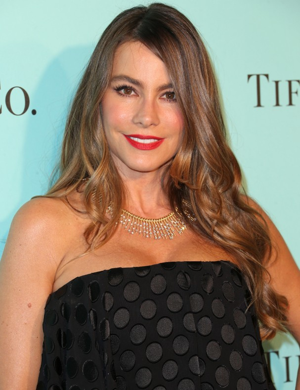 BEVERLY HILLS, CA - OCTOBER 13:  Sofia Vergara celebrates the unveiling of the renovated Tiffinay & Co. Beverly Hills store at Tiffany & Co. on October 13, 2016 in Beverly Hills, California.  (Photo by Frederick M. Brown/Getty Images) (Foto: Getty Images)