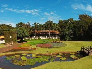 Plantarum é o maior jardim da América Latina em número de espécies (Foto: Toni Mendes/TG)