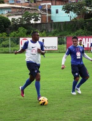 Helder treino (Foto: Divulgação / Esporte Clube Bahia)