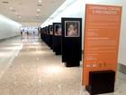 Mostra fotográfica 'Além da pele' chega ao Aeroporto de Brasília