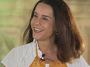 Lucélia Santos (Foto: Reprodução / TV Globo)