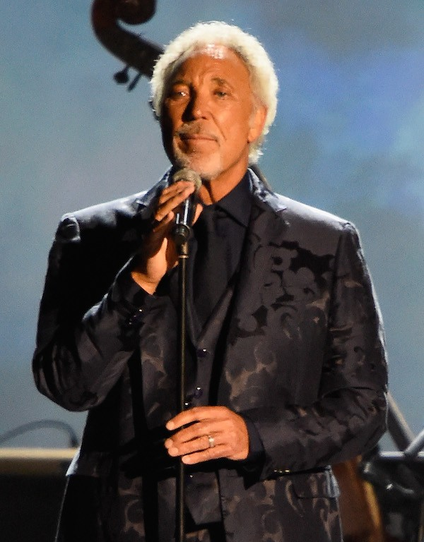 O músico Tom Jones (Foto: Getty Images)