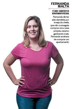 Fernanda  Malta (Foto: Camila Fontana/ÉPOCA)