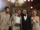 Decotão e brilho! Veja o estilo de Jennifer Lawrence e Amy Adams em 'Trapaça', indicado ao Oscar