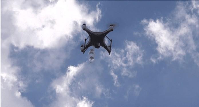 Splash Drone (Foto:Reprodução/Kickstarter)