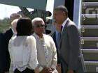 Obama chega às Filipinas para participar de cúpula da Apec