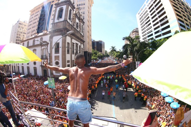 Nego do Borel (Foto: Raphael Mesquita/Brazil News)