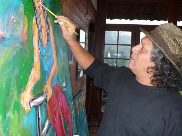 Arnaldo Garcez é natural de Manaus, porém vive no Rio de Janeiro desde os anos 70 (Foto: Divulgação)