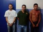 Presos suspeitos de matar sargento da PM em Palmeira dos Índios, AL